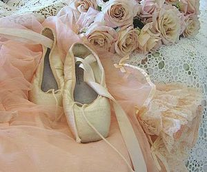 ballet and roses image
