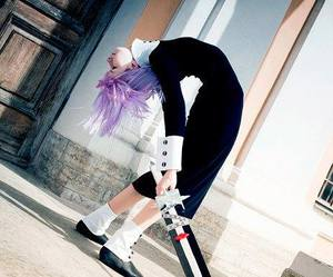 cosplay, soul eater, and crona image