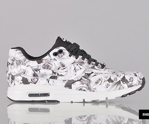air max, black and white, and exclusive image