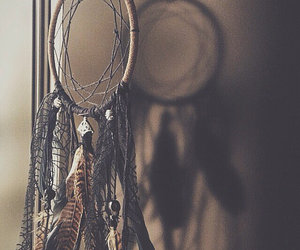 boho, dreamcatcher, and dreams image