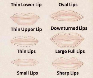 lips, makeup, and tips image