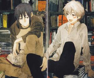 no.6 and anime image