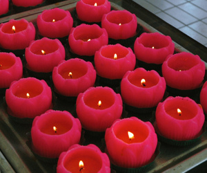 candles, college, and hope image