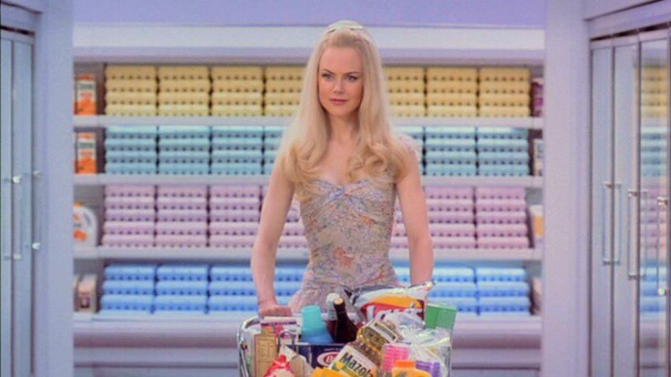 Nicole Kidman, doll, and stepford wives image