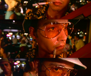 fear and loathing, Fear and Loathing in Las Vegas, and hunter s thompson image