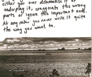 quote, sylvia plath, and writing image