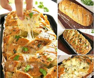diy, bread, and food image