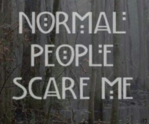 normal and people image