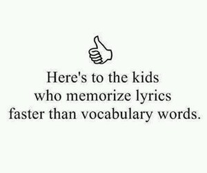 crazy, songs, and kids image
