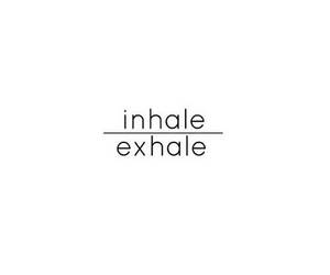 quotes, exhale, and inhale image
