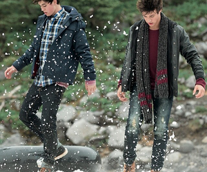 snow, instagram, and magcon boys image