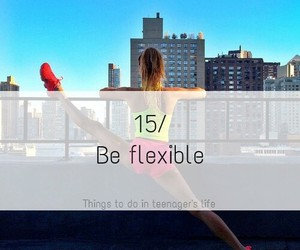 flexible, life, and sport image