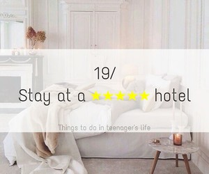 hotel, life, and stay image