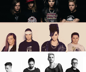 bill kaulitz, gustav, and humanoid image