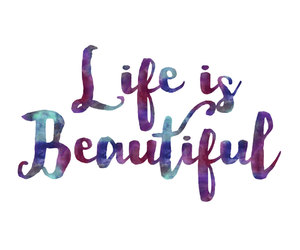 beauty, inspiration, and life image