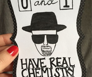 breaking bad, chemistry, and goals image