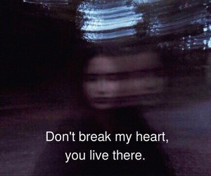 heart, quotes, and grunge image