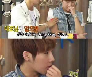 infinite, sunggyu, and leader image