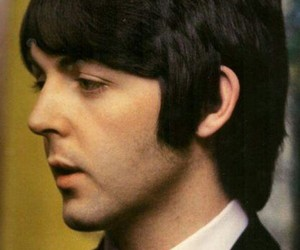 60s, color, and Paul McCartney image