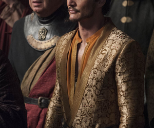 game of thrones, got, and oberyn martell image