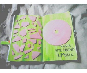 book, wreck this journal, and WTJ image