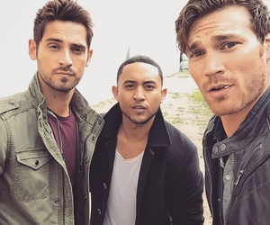 baby daddy, danny wheeler, and OMG image