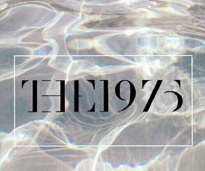 the 1975, band, and background image