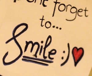 smile and happy image