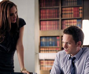suits and rachel zane image