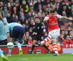 Arsenal, afc, and olivier giroud image