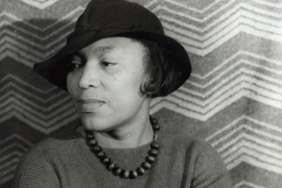 zora neale hurston and blogher image