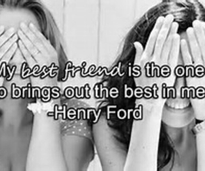 best friends, life, and quotes image