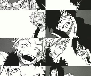 fairy tail, anime, and Rogue image