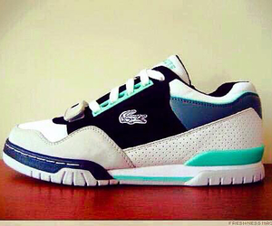 lacoste, sneakers, and baskette image