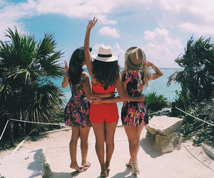 summer, fashion, and girls image