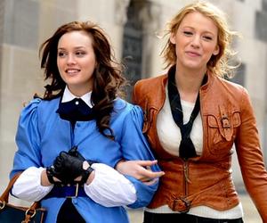 gossip girl, bff, and blair image