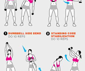 exercise, fitness, and gym image