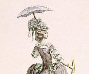 antique, rococo, and fashion image