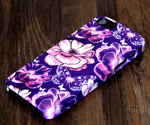 case, chic, and rose image