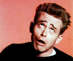 james dean, actor, and funny image