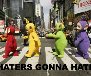 teletubbies and teletubies image