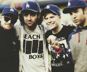 fall out boy, patrick stump, and pete wentz image