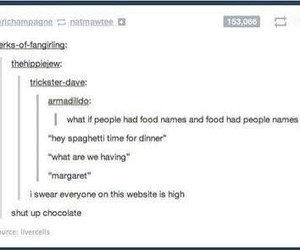 food, funny, and high image