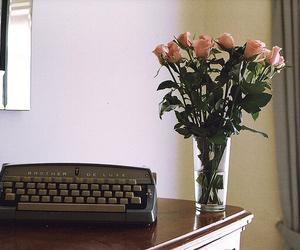 vintage and typewriter image
