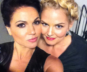 ouat, Jennifer Morrison, and swanqueen image