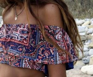 fashion, summer, and boho image
