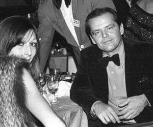 Anjelica Huston and jack nicholson image