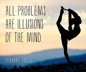 quotes, mind, and yoga image