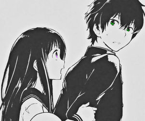 manga, anime, and hyouka image