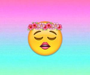 transparent, emoji, and background image